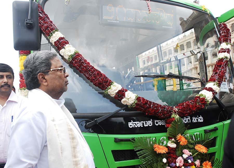 Tata Motors KSRTC Buses