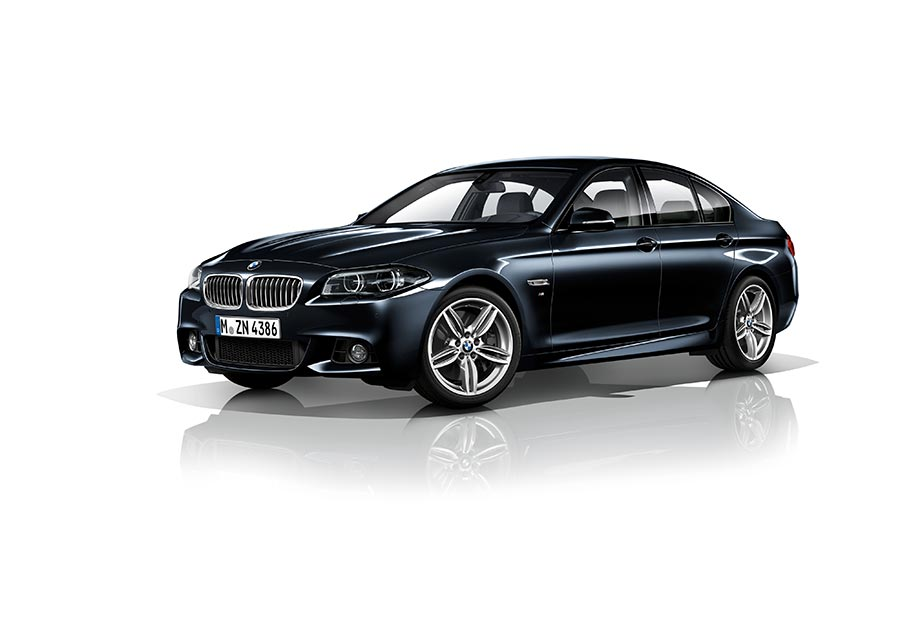 Photos of New BMW 520D M Sport