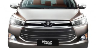 Toyota launches New Innova Crysta Petrol Variant