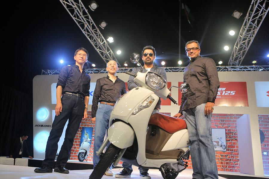 Special Edition Suzuki Access Launch in India