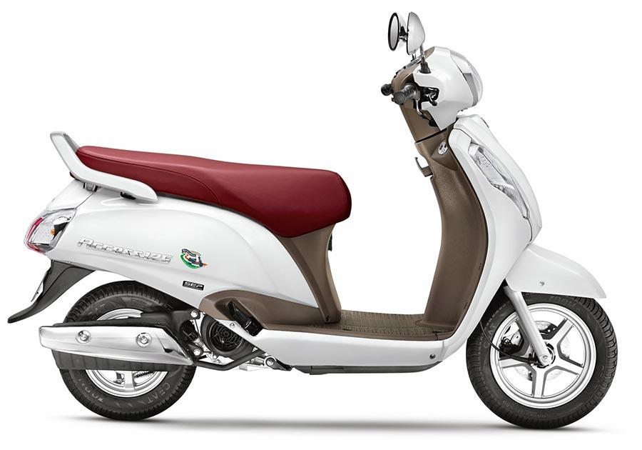 New Special Edition Suzuki Access in India