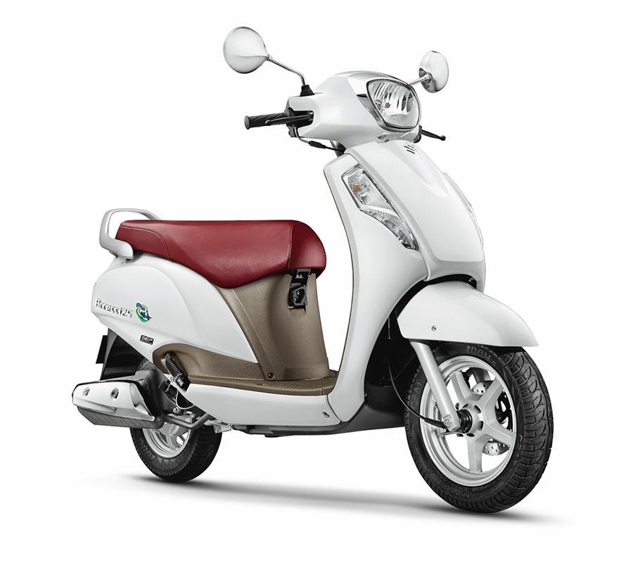 New Suzuki Access Special Edition Photos in India