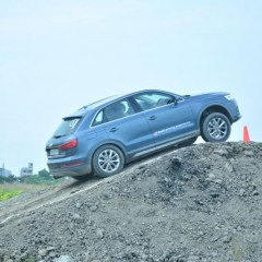 Audi Weekender delights customers in Kolkata