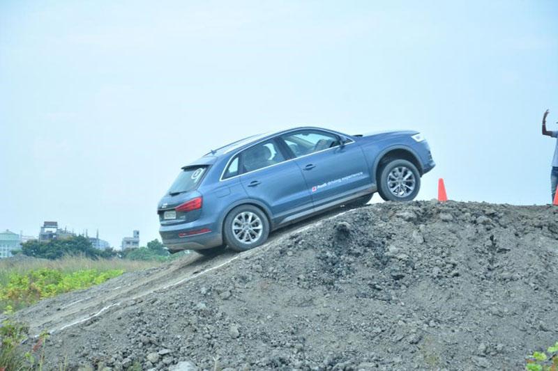 Audi Weekender Drive Kolkata