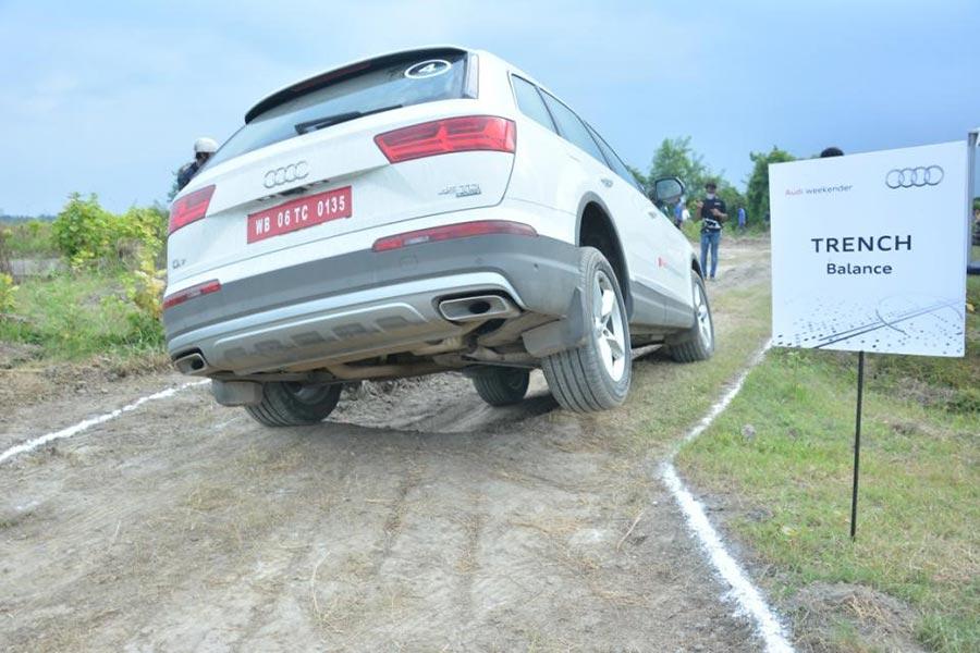 Audi Weekender Drive