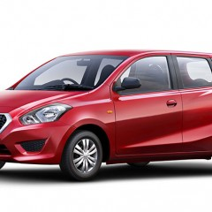 India-made Datsun GO+ exported to South Africa