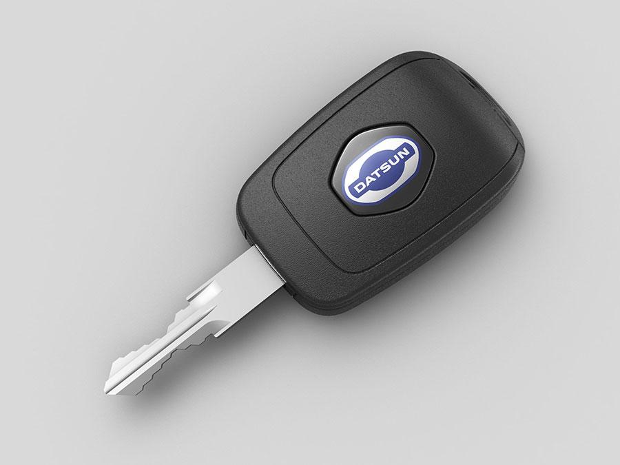 Datsun rediGO Key