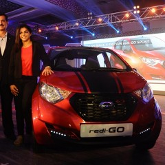 Datsun redi-GO SPORT launched in India