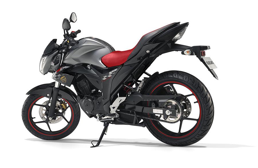 Suzuki Gixxer Pictures