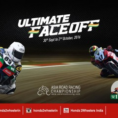 Honda supports 3 Indian riders at Asia Road Racing Championship 2016