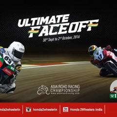 Honda supports 3 Indian riders at Asia Road Racing Championship 2016