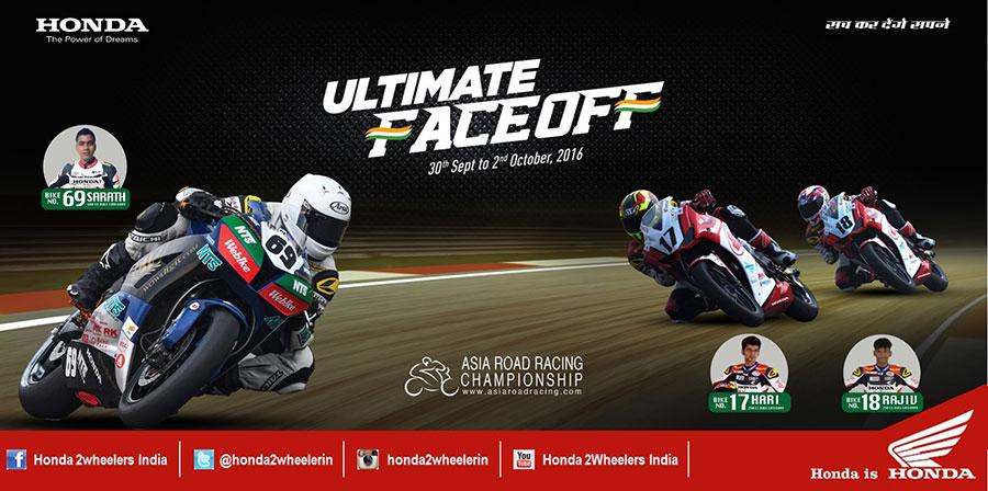 Honda Asia Road Racing Championship