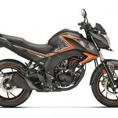 Honda CB Hornet 160R Special Edition Launched; Mars Orange and Striking Green Colors Added