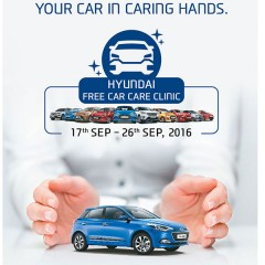 Hyundai India announces 22nd Free Car Care Clinic