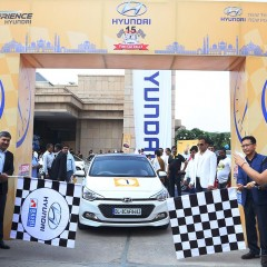 Hyundai organizes Elite i20 Fun Drive for its customers