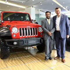 Jeep India inaugurates Jeep Destination Store in Ahmedabad