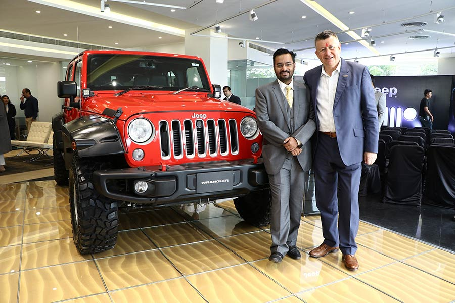Jeep in India