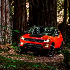New Jeep Compass Debuts in Brazil