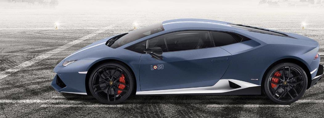 Lamborghini Huracan Avio Special Edition Launch