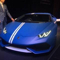 New Lamborghini Huracan Avio launched at INR 3.71 crores in India