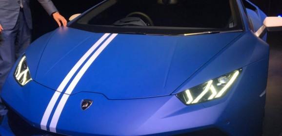 New Lamborghini Huracan Avio launched at INR 3.71 crores in India