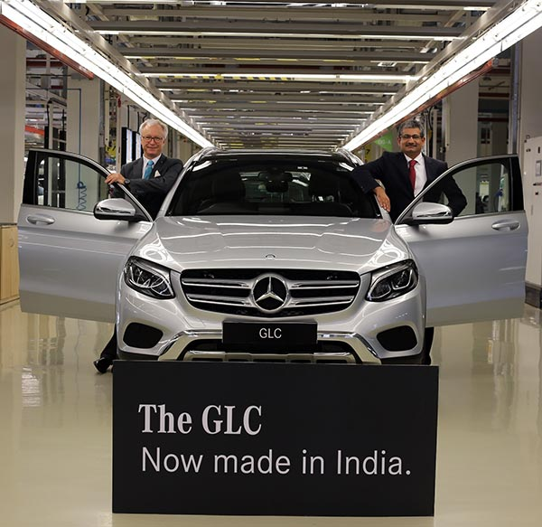 Mercedes-Benz GLC Photo 1
