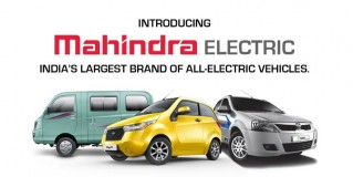 Mahindra rebrands its Electric Mobility Business as Mahindra Electric