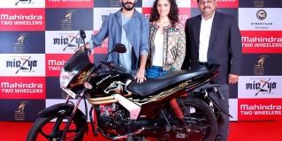Mahindra to launch Special Edition Motorcycle Mahindra Mirzya