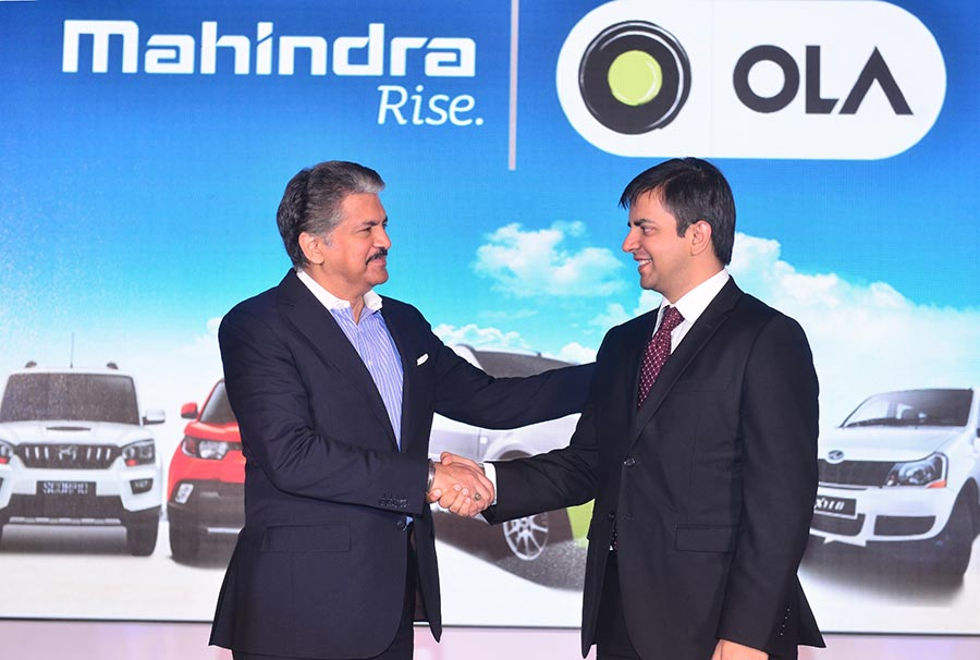 mahindra-and-ola-ties-up