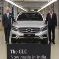 Mercedes-Benz GLC India