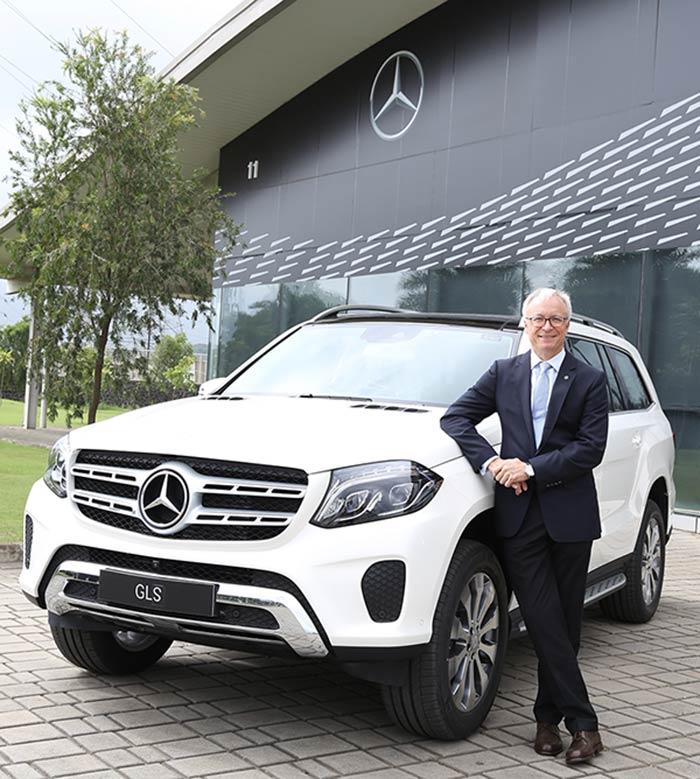 Mercedes-Benz GLS 400 Automatic