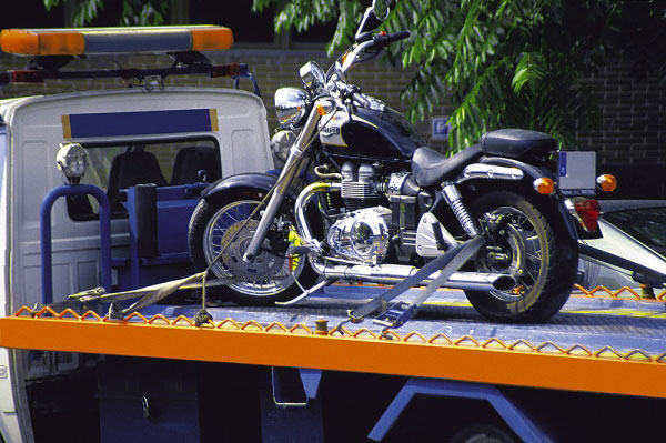 Motorcycle Breakdown