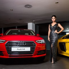All New Audi A4 launched in India