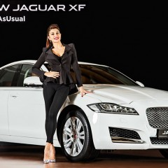 New Jaguar XF launched in India at INR 49.50 Lakhs