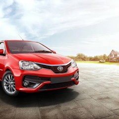 Toyota launches New Platinum Etios and New Etios Liva