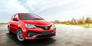 Toyota launches New Platinum Etios and New Etios Liva