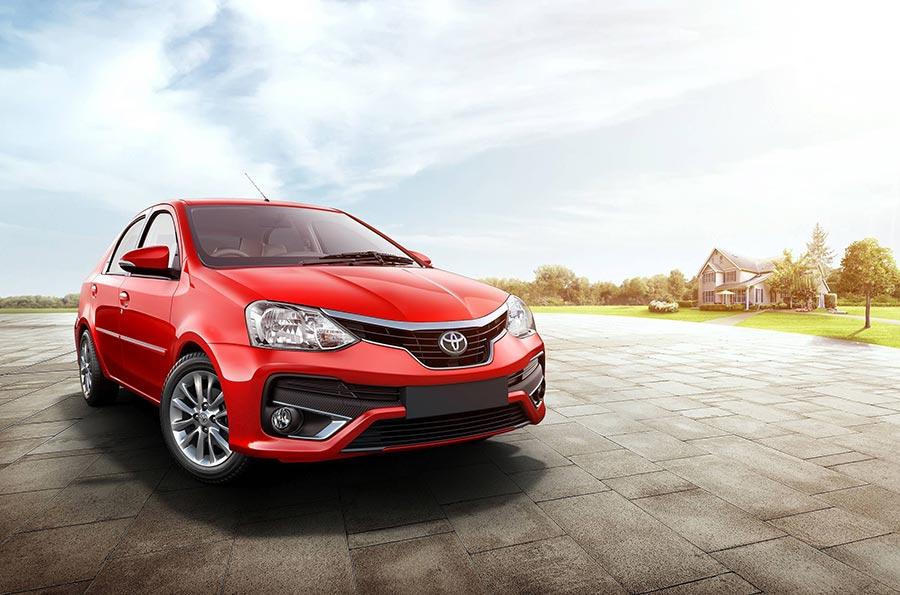 New Toyota Etios Platinum