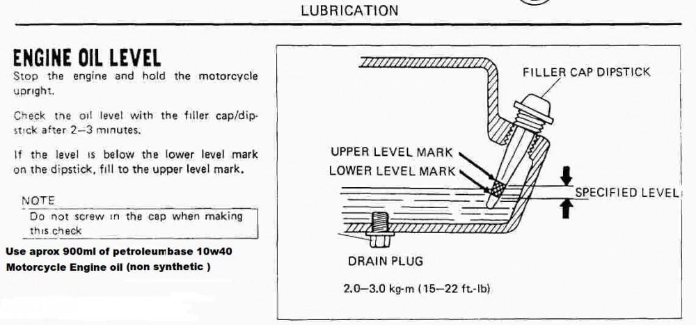 pitbike-oilcheck