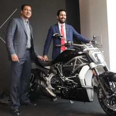 Ducati XDiavel launched in Bengaluru