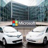 Renault-Nissan and Microsoft sign contract to work on Connected Cars Technology