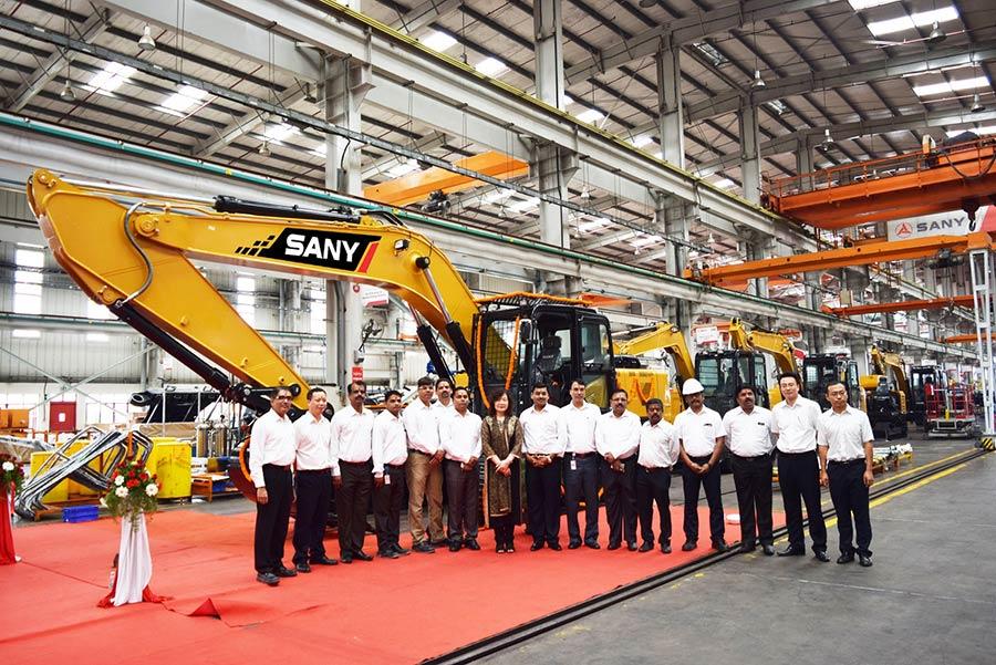 Sany India Details