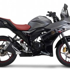Suzuki Motorcycles to export 720 units of India-made Gixxers to Japan