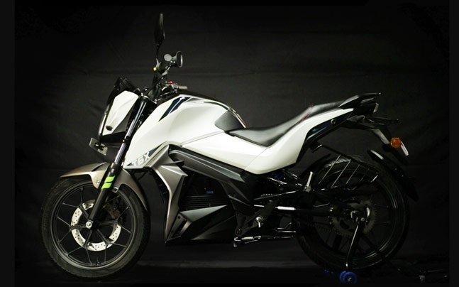 Tork T6X Motorcycle Launch
