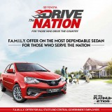 """Toyota's  """"Drive the Nation"""" Campaign for Central and State Government Employees"""
