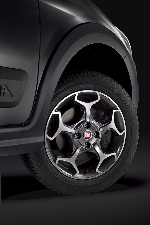 Fiat Avventura Urban Cross Scorpion Alloy Wheels