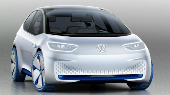 Volkswagen ID Electric Vehicle