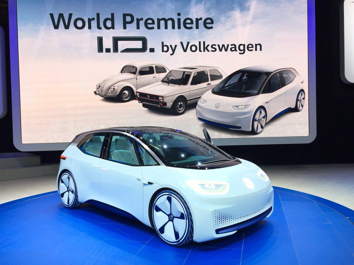 Volkswagen ID World Premiere