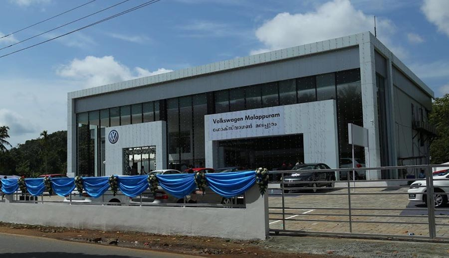 Volkswagen Malappuram Showroom Address