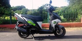 Yamaha Ray-ZR Review