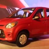 Maruti Alto M S Dhoni Edition Launched